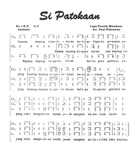 Download Lagu Si Patokaan Mp3 Song